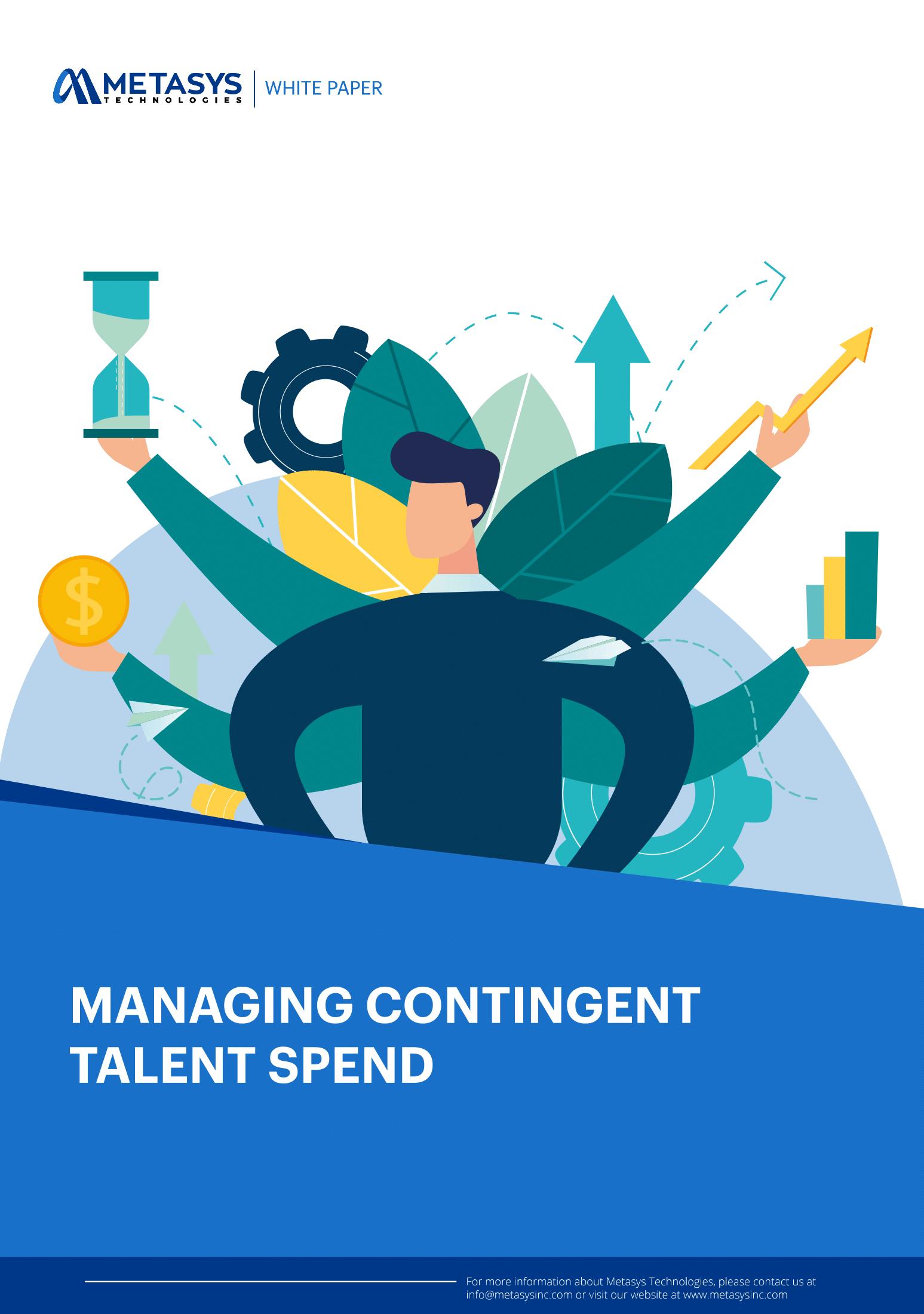 managing contigent talent-cover